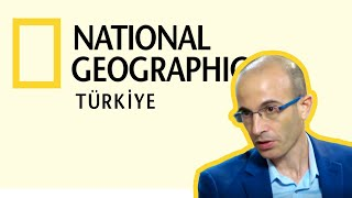 Yuval Noah Harari on National Geographic in Turkey