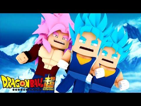 Minecraft  Whos Your Family? GOTENKS E VEGETO SSJ BLUE VS GOGETA BLACK SSJ 4 DRAGON BALL SUPER