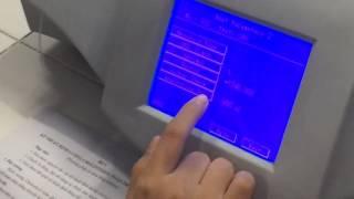 Hướng dẫn sử dụng máy trong phòng hoá sinh