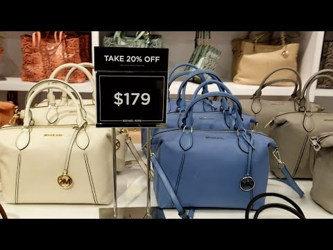 Michael Kors Outlet! BIG SALE! Extra DISCOUNT! 70+20%