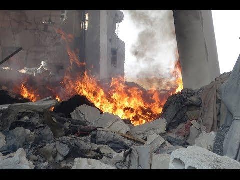 تصعيد روسي في إدلب ورسائل تركية عن سوريا | سوريا اليوم