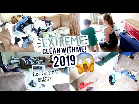 2019-extreme-cleaning-motivation-|-post-christmas-cleaning