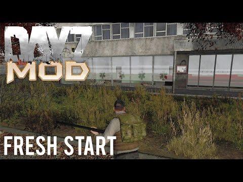Arma 2: DayZ Mod - Fresh Start (1.8.8)