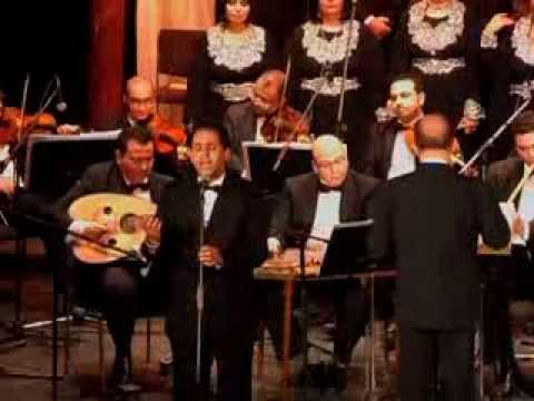 فرقة الموسيقى العربية للتراث ميتى أشوفك Youtube