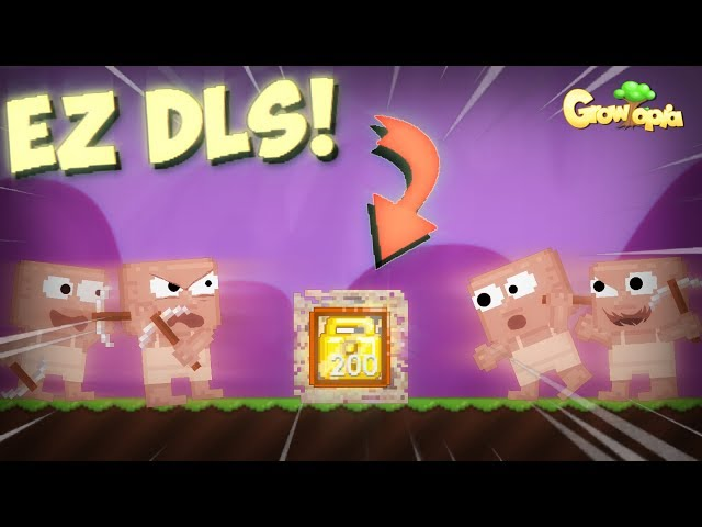 You Fast = You Win! (RIP WLS) | Growtopia