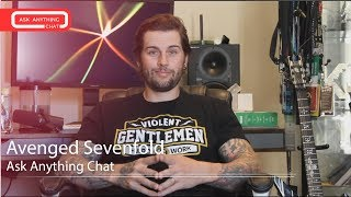 Avenged Sevenfold Talk About The Metallica Tour, Pantera & Their Worst Song Ever. Full Chat Here