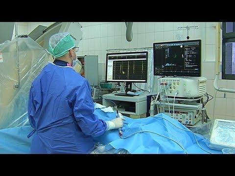 Сургутский кардиоцентр внедряет новые технологии для лечения сердечной аритмии