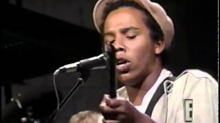 Ziggy Marley - Hey World + interview [1986]