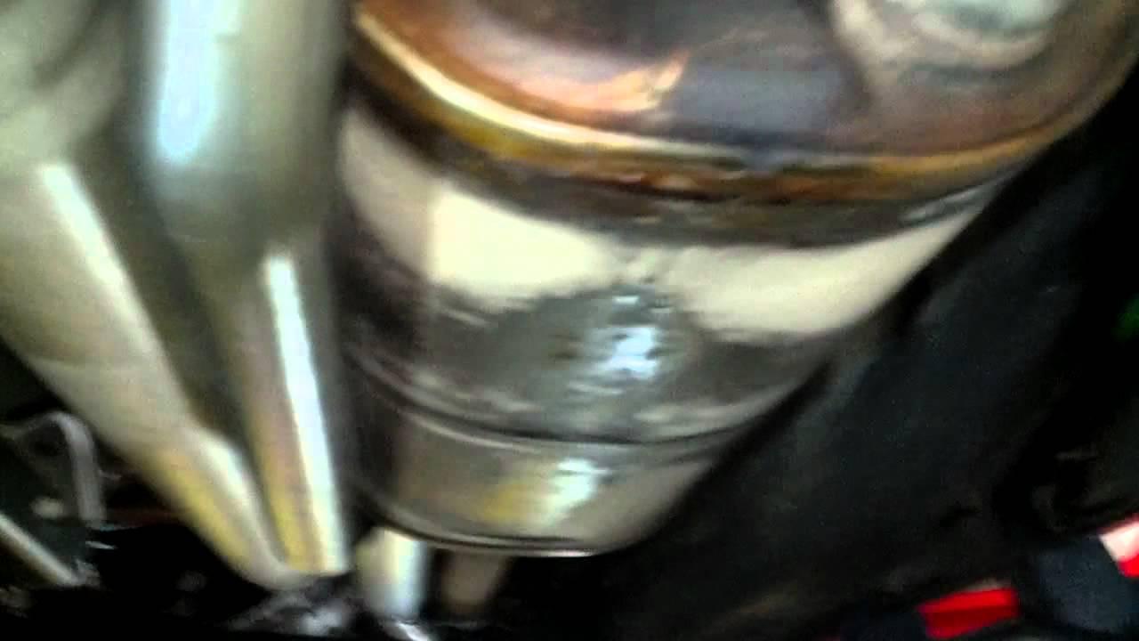 Cherokee For Less >> Instalar balbula de escape para sonido deportivo - YouTube