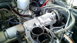 видео Регулировка клапанов двигателя ВАЗ 2106 своими руками