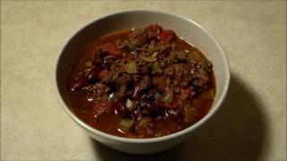 Homemade Chili Recipe Tasty Original