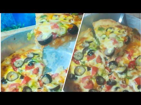 صورة  طريقة عمل البيتزا كيفية عمل بيتزا اللحمة | الوصفة السرية للمحلات | pizza | عالم القشطة طريقة عمل البيتزا من يوتيوب