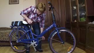 Обзор велосипеда Shulz Krabi C 6 июня 2018 г.