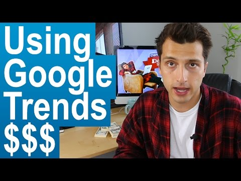 Using Google Trends to Verify HOT Affiliate Niche Markets!