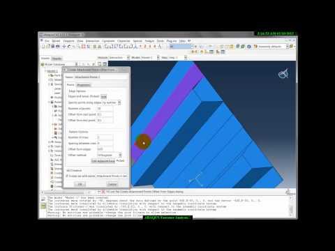 Fastener Analysis using ABAQUS