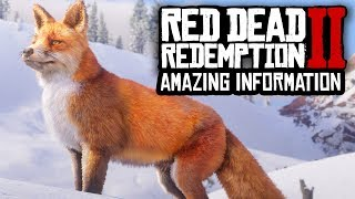 Red Dead Redemption 2 - MORE ANIMALS REVEALED, FIRST MEXICO SCREENSHOT!?