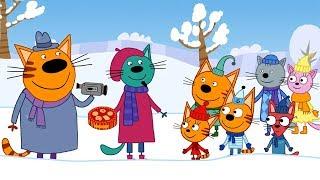 Kid-E-Cats   Snow Sculptures - Episode 11   Cartoons for kids