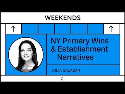 Julia Salazar: NY Primary Wins Challenge Establishment Narratives from YouTube · Duration:  4 minutes 53 seconds