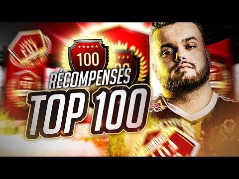 MES PREMIERES RECOMPENSES TOP100 FUTCHAMPIONS SONT INCROYABLES !!! 30-0