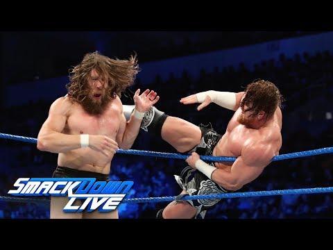 Buddy Murphy vs. Daniel Bryan: SmackDown LIVE, Aug. 20, 2019