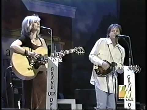 If I Needed You (Townes Van Zandt) - Emmylou Harris with Sam Bush & Jon Randall