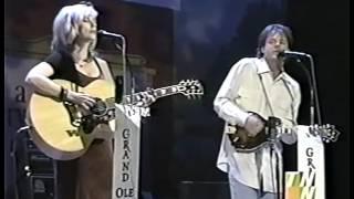 If I Needed You (Townes Van Zandt) - Emmylou Harris with Sam Bush & Jon Randall