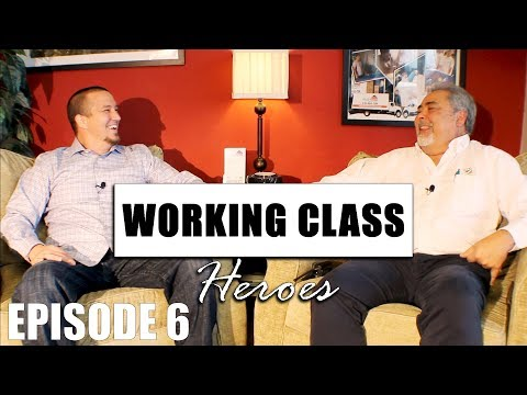 Working Class Heroes | Ray Ward | Legacy Benefits & Insurance Services | Episode 6