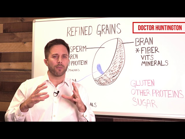 Refined Grains | Diabetes Fact 7/100