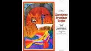 LP (1967) - Schatzkästlein der schönsten Märchen - Gustav Knuth liest: Der fliegende Koffer.wmv