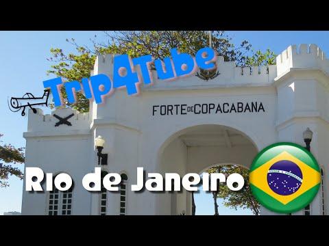 Forte de Copacabana - Rio de Janeiro (BRASIL) - Trip4Tube