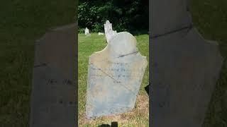 Milford Cemetery 6/21/18 Walk through