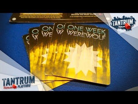 One Week Ultimate Werewolf 360 Playthru