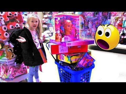 Shopping Spree Toys R Us 🛒