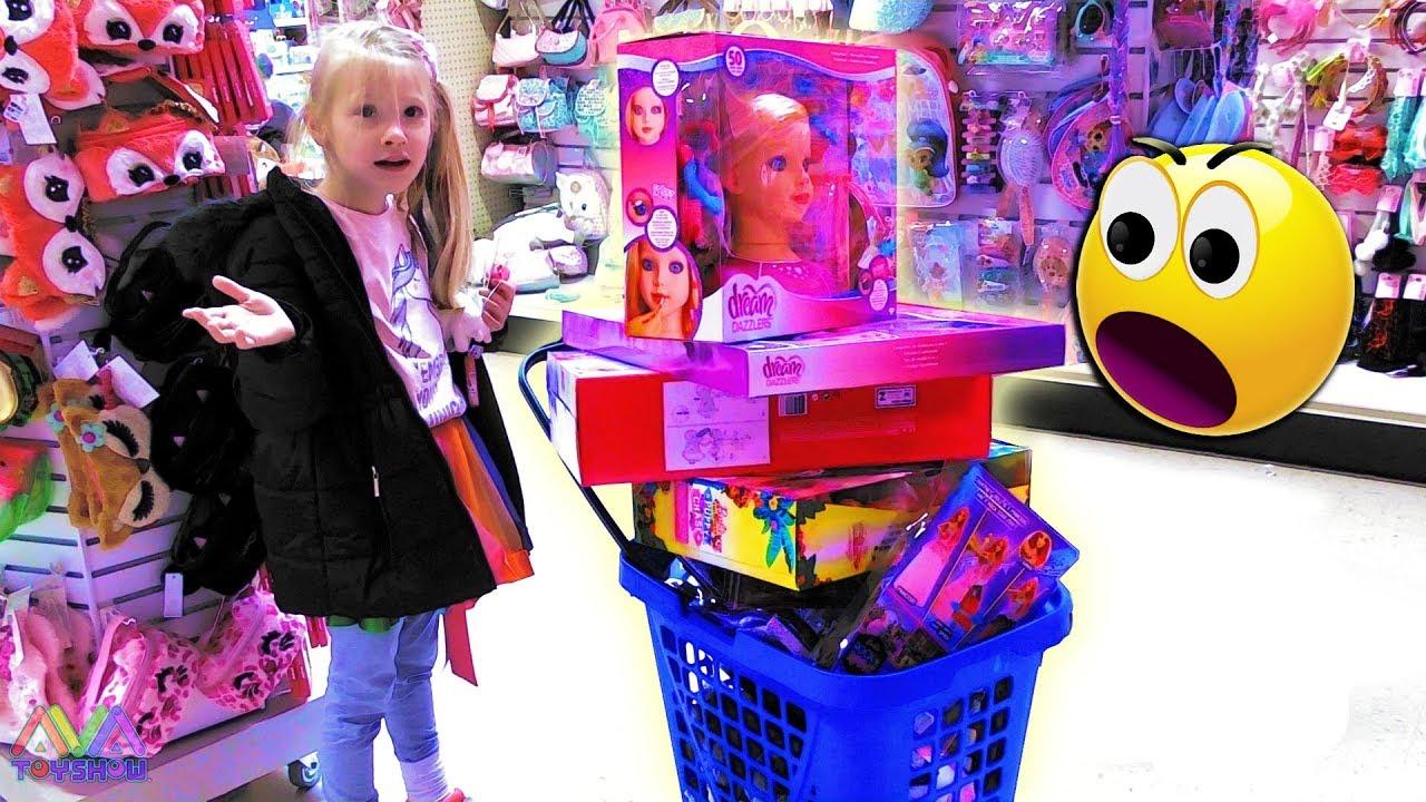 Shopping Spree Toys R Us Youtube