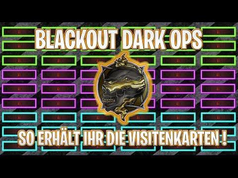 Blackout Dunkle Operationen Freischalten So Schaltet Ihr