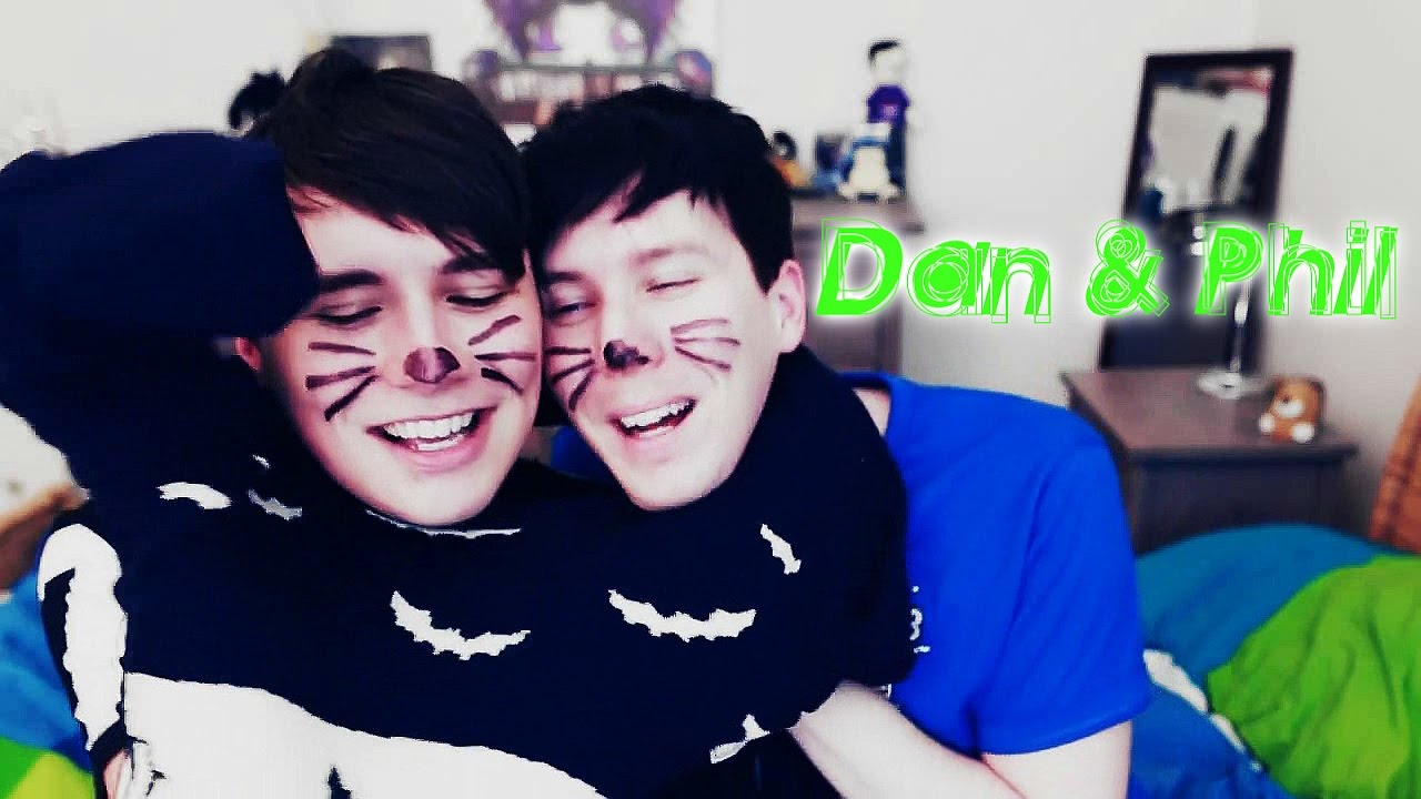 Dan And Phil Quotes Wallpaper Dan And Phil The Cat Whiskers Come From Within Youtube