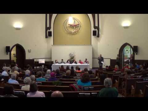 """""""Citizen Activism 101"""" Forum - part 4"""