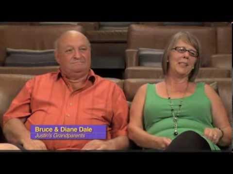 Bieber O'Clock - Grandparents & Pattie Mallette (High Definition)