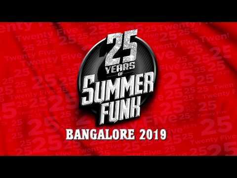 SHIAMAK MEDLEY 2 -SHIAMAK SUMMER FUNK 2019 - BANGALORE