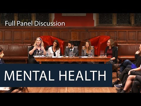 Mental Health Panel | Full Event | Oxford Union