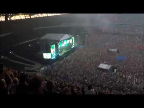 Stone Roses at Wembley 17th June 2017 2