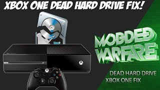 Replacing a Faulty Xbox One Hard Drive (Tutorial)