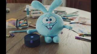 Яндекс и Смешарики. Интерактивные игрушки.
