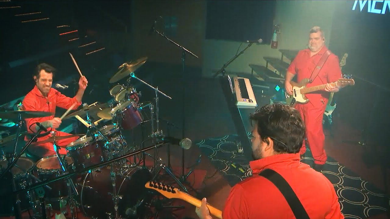 Download Rush - Marathon LIVE (Cover by New World Men)
