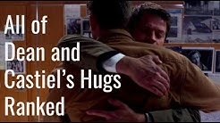 All of Dean and Castiel's Hugs Ranked
