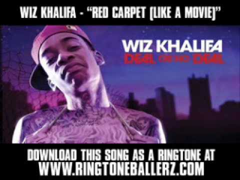 "Wiz Khalifa- ""Red Carpet (Like A Movie)"" [ New Music Video + Lyrics + Download ]"