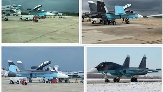 США перекрасили F-18 в цвета российского камуфляжа Су-34