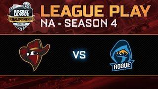 RENEGADES vs ROGUE NA League Play - RLCS S4