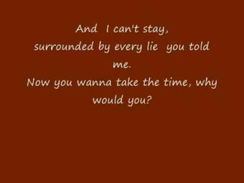 My Darkest Days- Every Lie