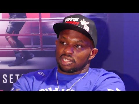 Dilian Whyte vs Dereck Chisora 2 POST FIGHT PRESS CONFERENCE  | Matchroom Boxing